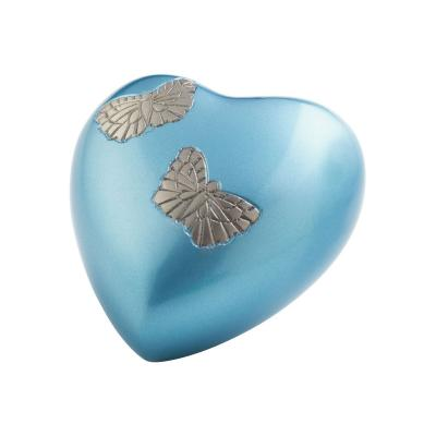 Butterfly keepsake Heart