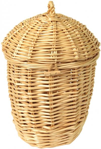Natural Light Willow Urn