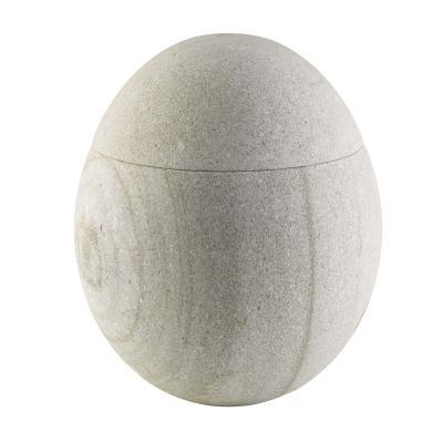 Pebble Lava Urn