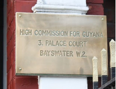 high commission for guyana