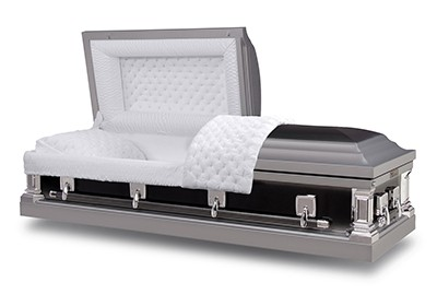 Twilight Silver Casket