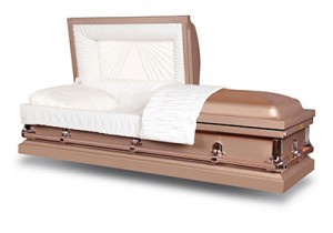 Franklyn Copper Casket