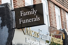 Why choose an Independent Funeral Director?